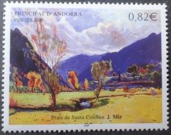 FD/3197 - 2005 - ANDORRE FR. - N°615 NEUF** ☛☛☛ DEPART ENCHERE A MOINS DE 15% DE LA COTE CATALOGUE - Andorre Français