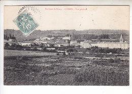SP- 54 - LUDRES - Vue Generale - Eglise - Timbre - Cachet - 1907 - France