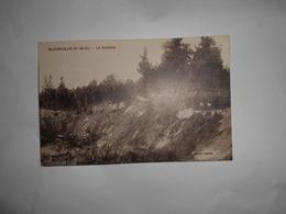 D . 62 - Blairville  (pas-de-calais)  La Sablière Engin De Chantier Grue , Camion - Andere Gemeenten
