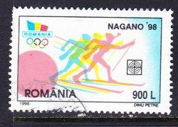 RUMANIA, USED STAMP, OBLITERÉ, SELLO USADO. - 1948-.... Republics