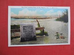 The First Landing Of The Pilgrims Nov 11  1620  --- Ref 3322 - History