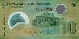 6048 -2019     BILLET BANQUE    NICARAGUA - Nicaragua