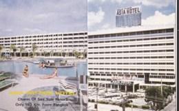 AM08 Asia Pattaya Hotel, Thailand - Information/identification Card, Not A Postcard - Thailand