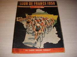 MIROIR SPRINT 626S Numéro Spécial Avant Tour 1958 (sans La Carte) - Sport