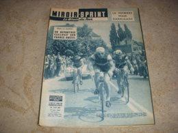 MIROIR SPRINT 629AB 26.06.1958 TdF Etape 1 PHOTO EQUIPES GAND DARRIGADE FOOT - Sport
