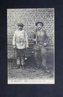 MÉTIERS - Carte Postale -Béthune -  Mineurs En Tenue De Travail - L 28700 - Mines