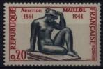 N° 1281 - X X - ( F 475 ) - ( La Pensée D'Aristide Maillol - Perpignan ) - Frankreich