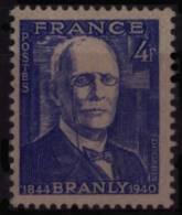 N° 599 - X X - ( F 196 ) - ( Edouard Branly ) - France