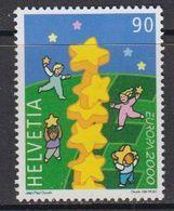 Europa Cept 2000 Switzerland 1v ** Mnh (42611K) PROMOTION - Europa-CEPT