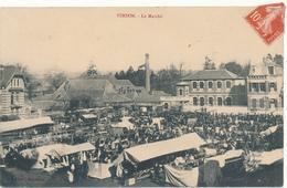 D02 - HIRSON - Le Marché - Hirson