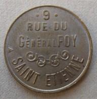 - Jeton D'audition. SAINT ETIENNE. 9 Rue Du Général Foy - - Professionals / Firms