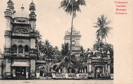 Colombo  -   Cinnamon Garden - Mosqué - - Sri Lanka (Ceylon)