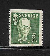 SUEDE  ( EUSU - 7 )  1938  N° YVERT ET TELLIER  N° 254   N** - Schweden