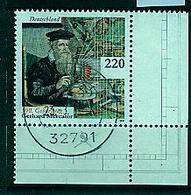 BUND---Nr 2918    ,gestempelt - [7] Repubblica Federale