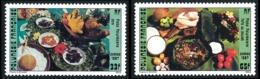 POLYNESIE 1987 - Yv. 278 Et 279 **   Faciale= 0,82 EUR - Plats Polynésiens (2 Val.)  ..Réf.POL23964 - Polynésie Française