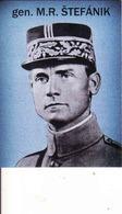 Magnet - Slovakia, General Milan Rastislav Štefánik - Personnages