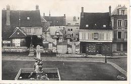 MOUY  ( 60 )  - Place Cautrel  ( C.P.S.M. , Pt - Ft ) - Mouy