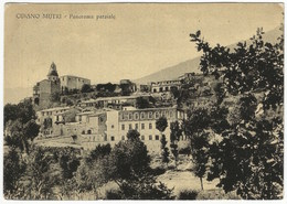 Cusano Mutri Benevento  Panorama Parziale #Cartolina #Paesaggi - Benevento