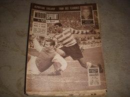 MIROIR SPRINT 722 04.04.1960 FOOT SETE REIMS VELO TOUR Des FLANDRES De CABOOTER - Sport
