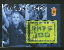 Namibia 2009 German Higher Private School Children M/s Sc 1179 Cancelled # 3298 - Namibia (1990- ...)