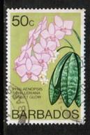 BARBADOS  Scott # 407 VF USED (Stamp Scan # 496) - Barbados (1966-...)