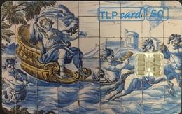 Paco \ PORTOGALLO \ PT-TLP-0097 \ Museu Do Azulejo 50 \ Usata - Portogallo