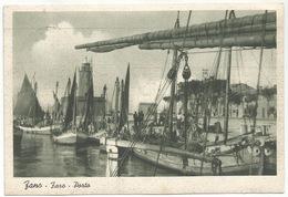 Fano Foro - Porto #Cartolina #Paesaggi - Fano