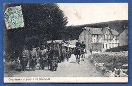 La Schlucht / Chasseurs à Pieds - France