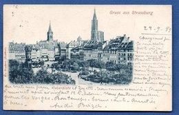 Gruss Aus Strassburg / Strasbourg  / Kleberplats / Place Kléber - Strasbourg