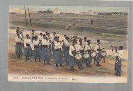 CPA (Milit.) Nouba Des Tirailleurs - Regimente