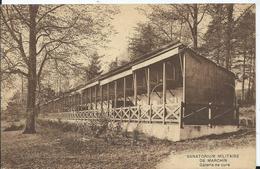 BELGIQUE - MARCHIN - Sanatorium Militaire ( Cachet) - Marchin