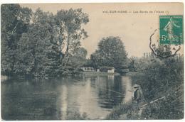 D02 - VIC SUR AISNE - Les Bords De L'Aisne - Vic Sur Aisne