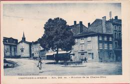CPA 43 CRAPONNE SUR ARZON Avenue De La Chaise Dieu - Craponne Sur Arzon
