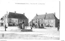 (18)  - HENRICHEMONT   - LE VIEUX PUITS PLACE HENRI IV - INDIVISE 1906- Bb-130 - Henrichemont