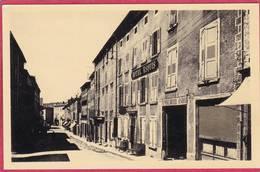CPA 43 CRAPONNE SUR ARZON La Rue Centrale - Craponne Sur Arzon