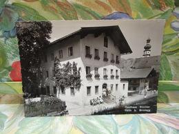 Carte Photo Gasthaus Stocker Reith B. Brixlegg. Belle Carte Glacée Non écrite - Brixlegg