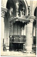 CPA 75 PARIS Cathédrale Notre Dame - La Chaire - Notre Dame De Paris