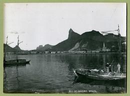 """BRESIL  : """" RIO DE JANEIRO : BOTAFOGO """" (17 X 22,5 Cm) - Places"""