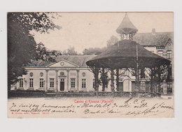 CPA HASSELT ( Limburg ) Casino Et Kiosque - Circulée En 1903 - Ed. Delée à Hasselt - 2 Scans - Hasselt