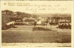 MOUSCRON - Parc Public - Vue Générale - Edition : Stalens-Bouvart, Mouscron - Mouscron - Moeskroen