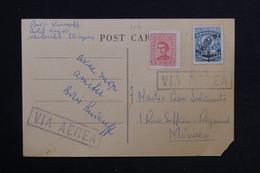 URUGUAY - Carte Postale De Montevideo Pour Monaco - L 28744 - Uruguay