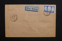 ALGÉRIE - Enveloppe De Constantine Par Avion Pour Paris En 1932 - L 28745 - Lettres & Documents
