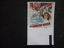 """BILLET De CINEMA """"AFRICAN QUEEEN"""" - Autres Collections"""