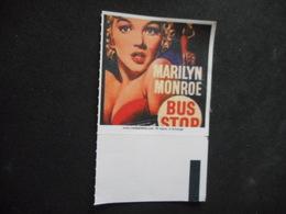 "BILLET De CINEMA "" MARILYN MONROE Dans BUS STOP"" - Autres Collections"