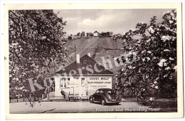 Pünderich 1954, Onkel Willi, Wein Probier Stube, Brezel-Käfer  (z503) - Non Classificati