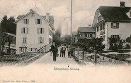 (101)  CPA  Schachen  Kriens (Bon Etat) - LU Lucerne