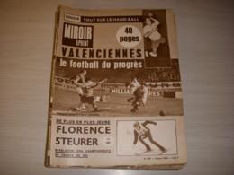 MIROIR SPRINT 927 09.03.1964 DOSSIER HAND BALL SKI STEURER RUGBY GALLES IRLANDE - Deportes