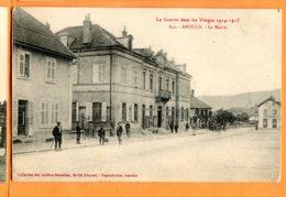 SPR306, Anould, La Mairie, 652, Animée, Circulée Sous Enveloppe - Anould