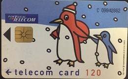 Paco \ PORTOGALLO \ PT155 \ Natal 97 - Pinguim \ Usata - Portogallo