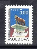 MOLDAVIE - N° 17 **  (1992) - Moldavie